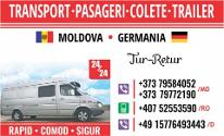 Transport Moldova-Germania